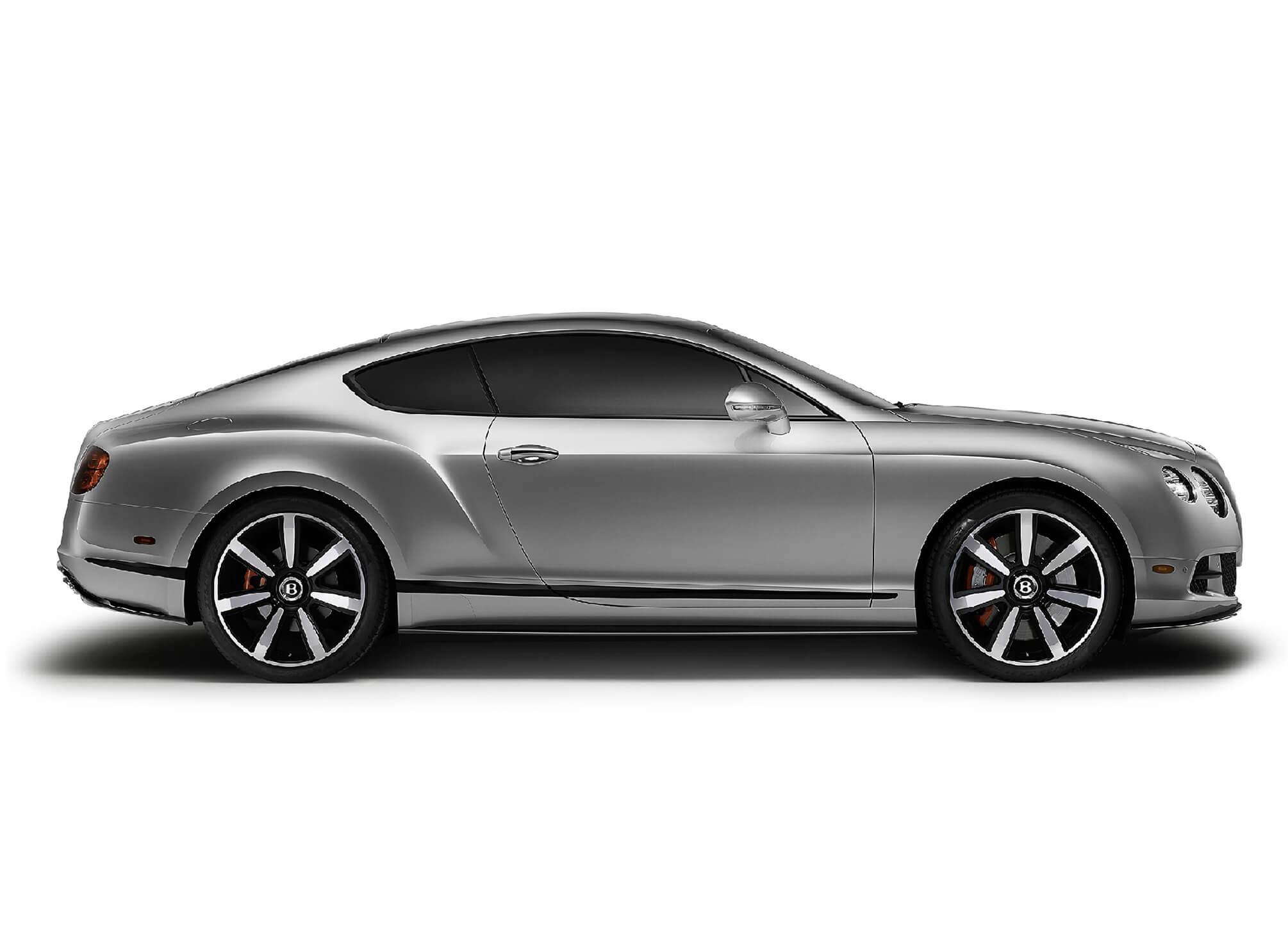 Blackline Window Surround for Continental GT V8   Bentley ...